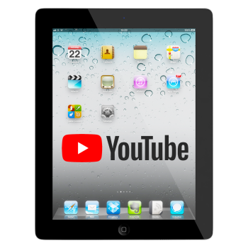 YouTube installeren op oude iPad
